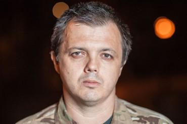 Семен Семенченко: про врага, партизанское движение и что сейчас надо делать.