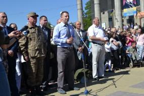 """Чому Степан Барна не залишився ночувати в батальйоні """"Тернопіль""""?"""