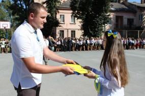 Тернопільські школярі на канікулах збирали гроші для АТО