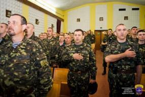 """Батальйон """"Тернопіль"""" запрошує у свої ряди добровольців"""