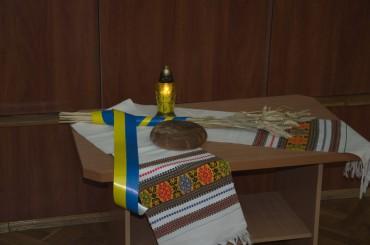 До вшанування пам'яті жертв Голодомору на Тернопільщині активно долучилася СБУ