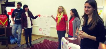 Студентка ТДМУ взяла участь у Всеукраїнській молодіжній асамблеї Товариства «Червоний хрест»