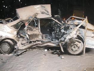 Трагедія на Збаражчині забрала життя двох людей