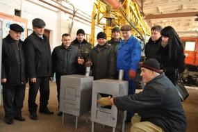 Водогосподарники Тернопільщини надали допомогу для АТО на суму понад 70 тисяч гривень