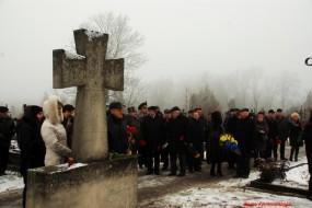 Вшанування у Тернополі дня Акту Злуки українських земель у 1919 році