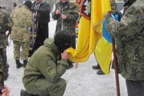 Перший козацький батальйон в АТО