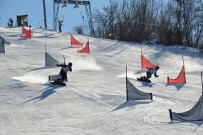 Команда сноубордистів Тернопільщини – перша на Кубку України зі сноубордингу (паралельний слалом)