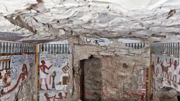 У Луксорі розкопали могилу сторожа бога Амона