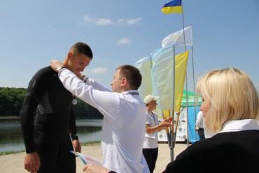 Чемпіонат України серед студентів вищих навчальних закладів завершився успіхом тернопільської збірної з веслування на байдарках і каное