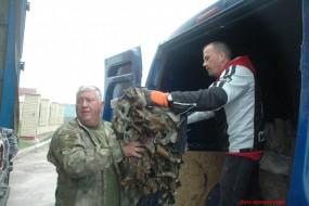 Черговий волонтерський рейд: Тернопіль-Донбас