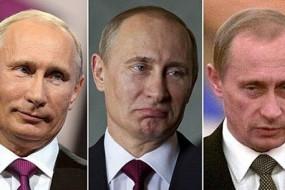 Путина обнаружили на Алтае и в Кремле одновременно