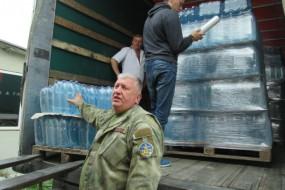 """Сімнадцятий рейд групи """"Схід та Захід єдині"""" пішов на Донбас"""