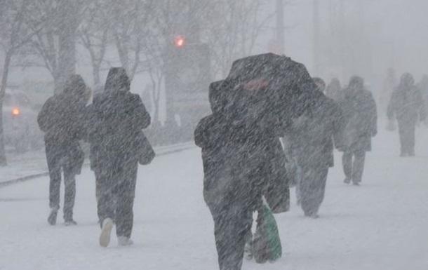 Синоптики попереджають про погіршення погоди і заметілі