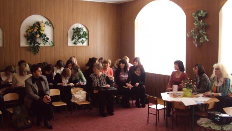 У тернопільському садочку №34  відбувся круглий стіл «День нашої дитини»