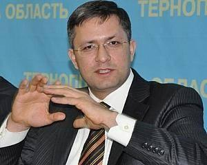 Кислотою облили екс-губернатора Тернопільщини  Юрія Чижмаря