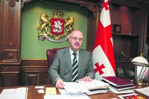 На Тернопільщині перебуватиме Надзвичайний і Повноважний Посол Грузії в Україні Григол Катамадзе