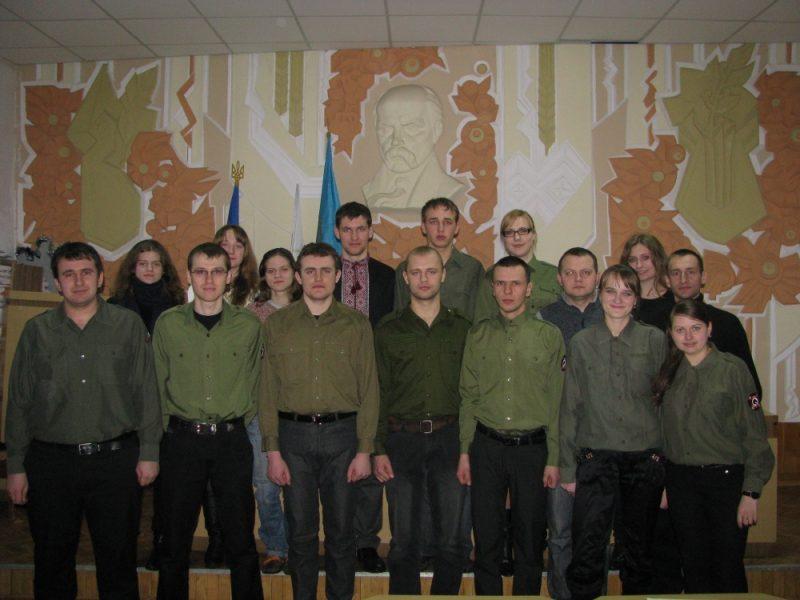 Молоді націоналісти Тернопільщини обрали нове керівництво