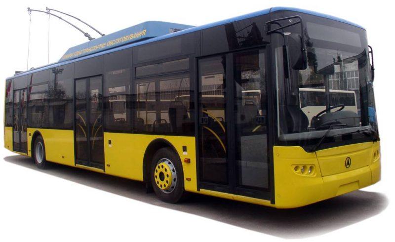 Змінено рух тролейбусів у Тернополі
