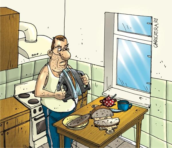 Сніданок тернопільського холостяка