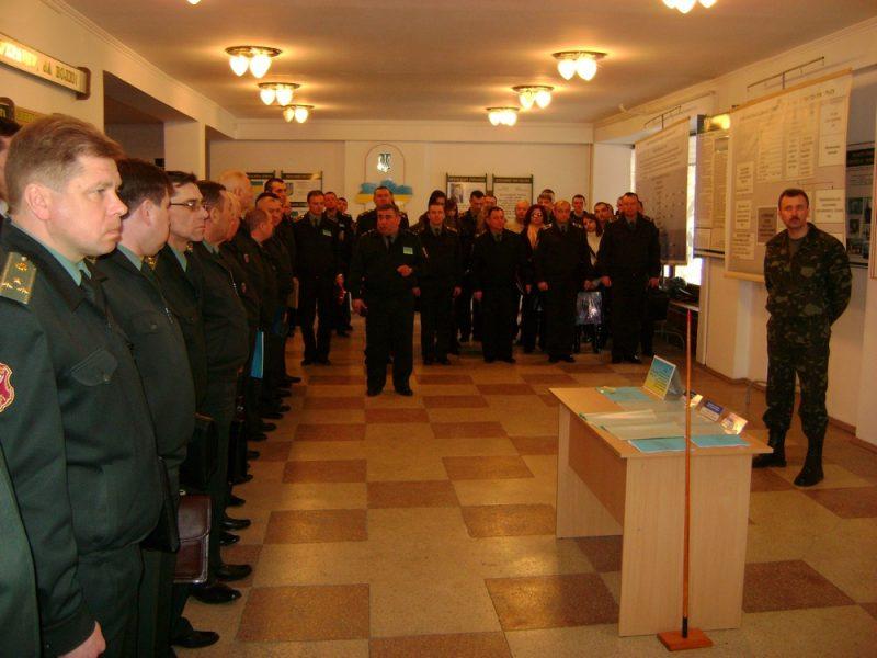 У Тернополі радились військовослужбовці