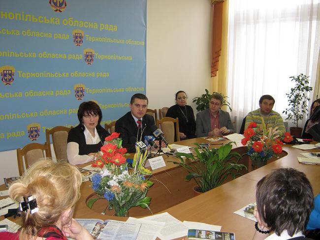 «Тернопільщина на туристичній карті світу» або «Чого очікує Тернопільщина від туристичного сезону-2011 року?»
