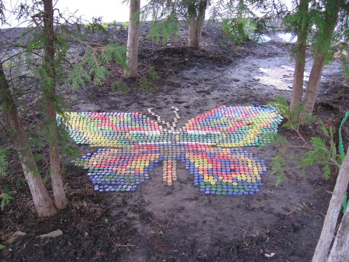 У третій тернопільській школі створили з корків неймовірну красу (фото)