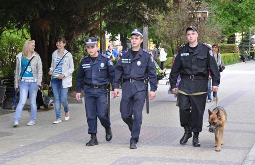 Тернопільські патрульні щовечора о 18-й приймають місто