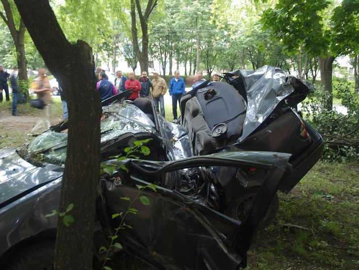 ДТП на вулиці Тарнавського м.Тернополя