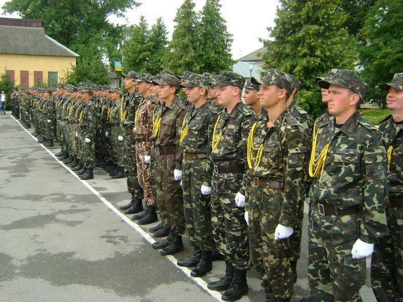 На Тернопіллі побільшає офіцерів запасу