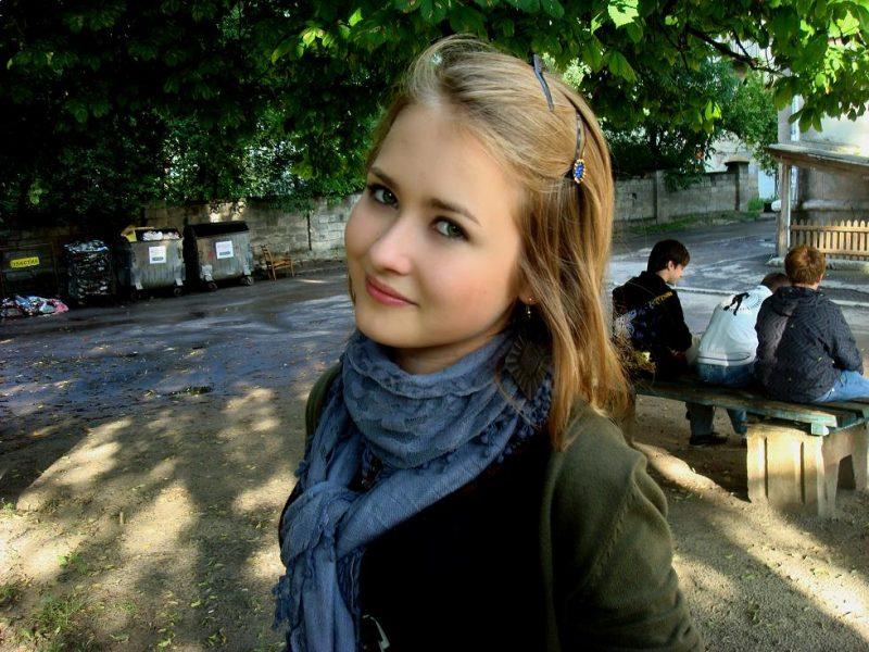 Катя Юриста з тернопільської школи №23 – нова учасниця в конкурсі «Міс Інтернет-Тернопіль' 2011»