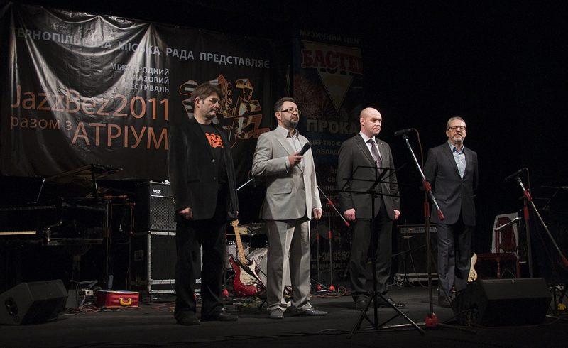 """Фоторепортаж з тернопільського """"Jazz Bez-2011"""". День перший"""