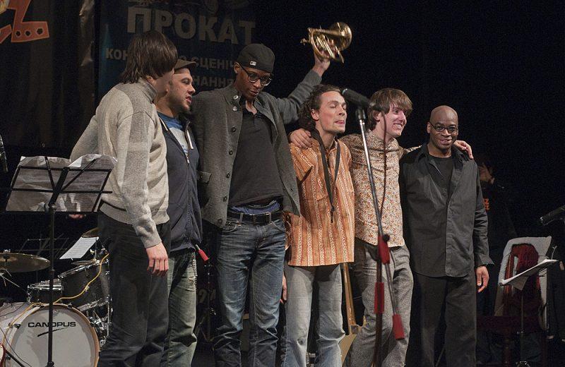 Як у Тернополі стартував міжнародний джазовий фестиваль «Jazz Bez-2011»