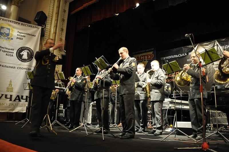 У неділю в Тернополі відбулося закриття міжнародного джазового фестивалю «JAZZ BEZ 2011 разом з Атріум»