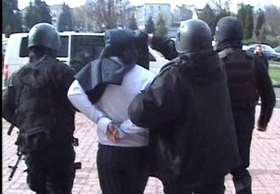 Як затримували начальника податкової міліції Тернопільської області за хабар (фото)