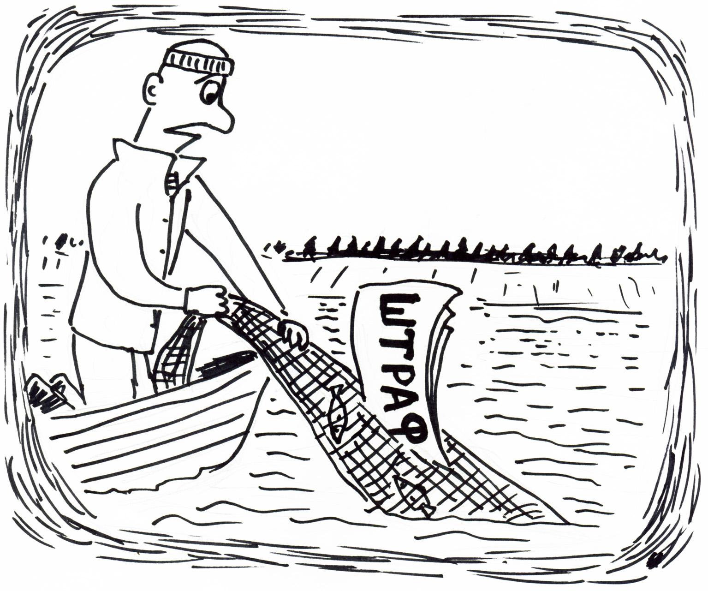 Браконьєрство і корупція нищать вітчизняні водойми