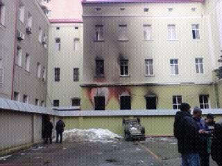 Янукович змусив тернополян з мирних мітингуючих перекваліфікуватися в радикальних повстанців, – активісти у Тернополі