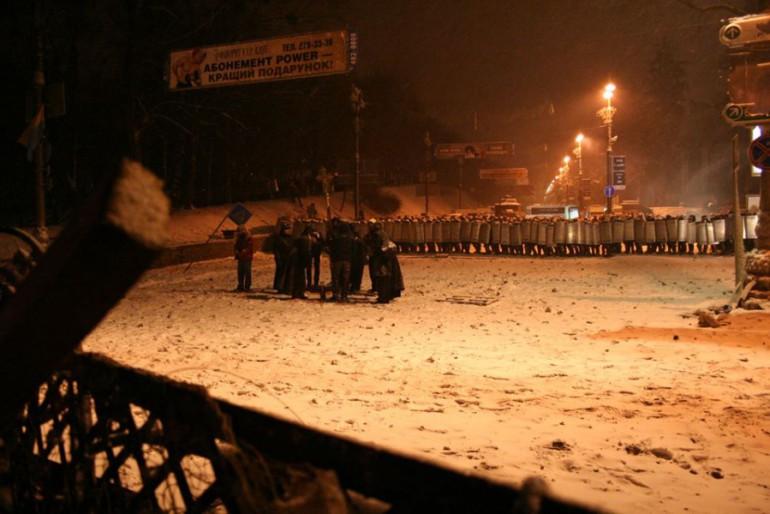 Хто і як вбив протестувальників на Грушевського?