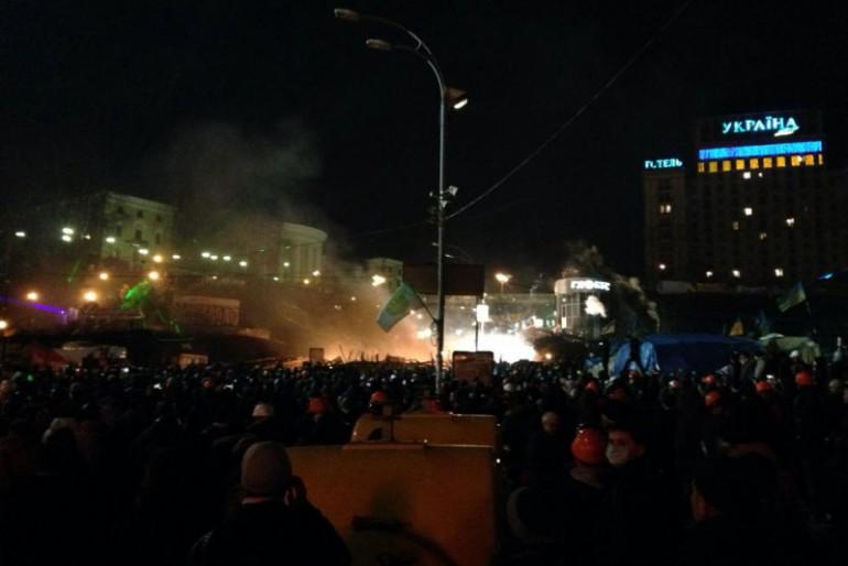 Всі на Майдан!