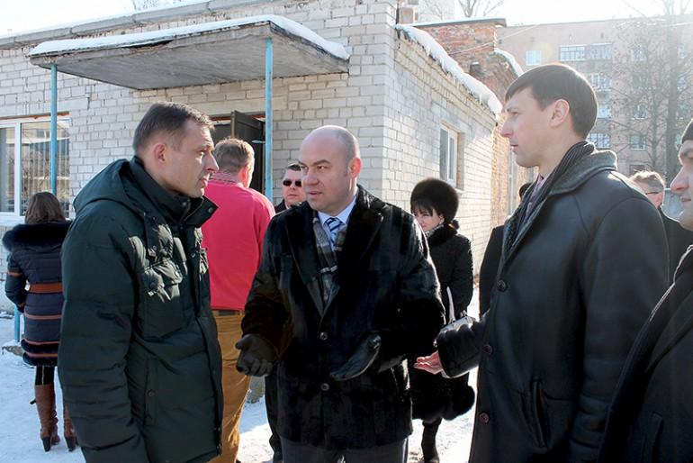 Як мер Тернополя шокував комунальників курткою з тюленя