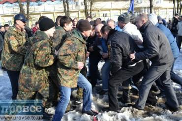 Олімпіада у Тернополі: неймовірні емоції!