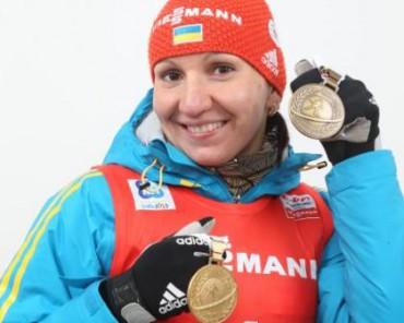 На сайті Сочі-2014 тернопільську біатлоністку зробили росіянкою