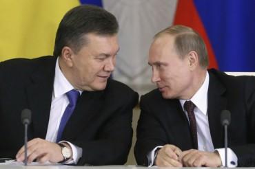 Онлайн-трансляція з прес-конференції Віктора Януковича у Ростові-на-Дону