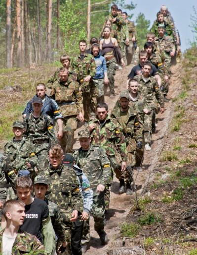 """Тернопільських хлопців і дівчат кличуть на спортивно-патріотичну гру """"Гурби-Антонівці"""""""