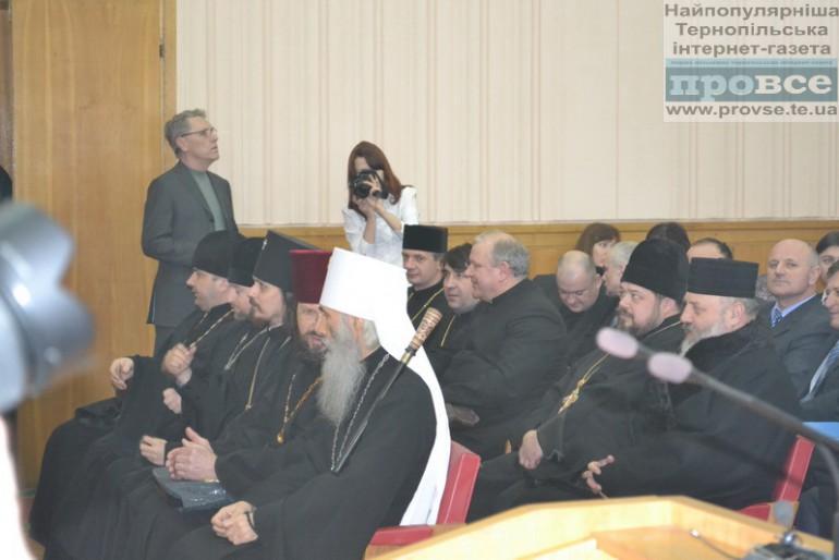 Як в Тернополі чекали на нового губернатора (фото)