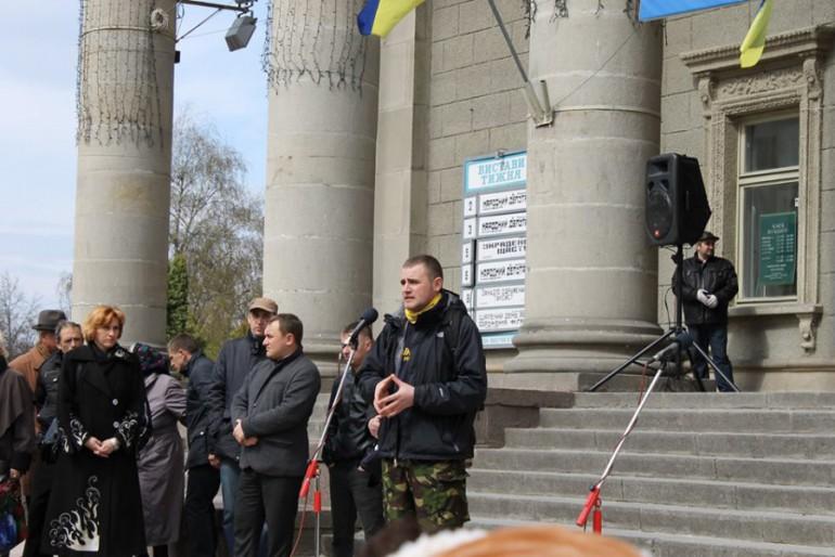 Позиція Самооборони Майдану Тернопільщини щодо конфлікту на віче 6 квітня