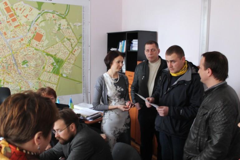 Тернопільська Самооборона вимагає від міської влади зберегти комунальне підприємство МШЕД