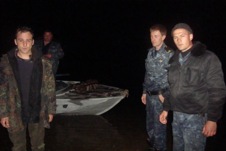У Горошові на Борщівщині впіймали браконьєра з Хотинського національного природного парку