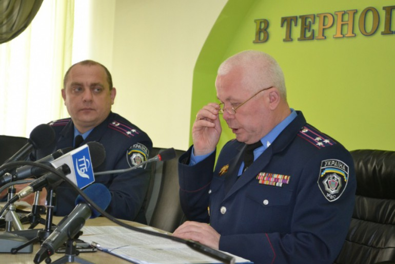У Тернополі впіймали 15 жриць любові (фото, відео)