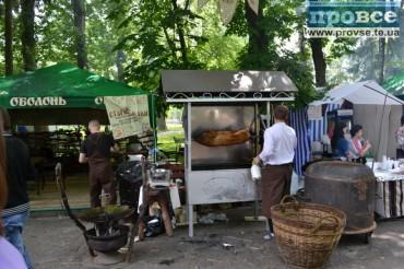 Галицька дефіляда – 2014 у Тернополі