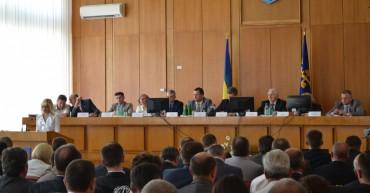 Перша колегія нового губернатора Тернопільщини була схожа на урок географії